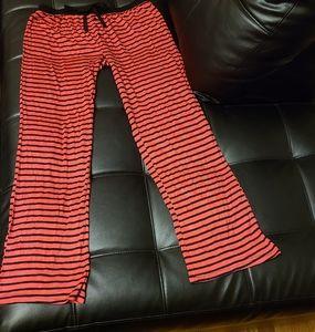 Other - NWOT Pink Lounge Sleep Pants Size L